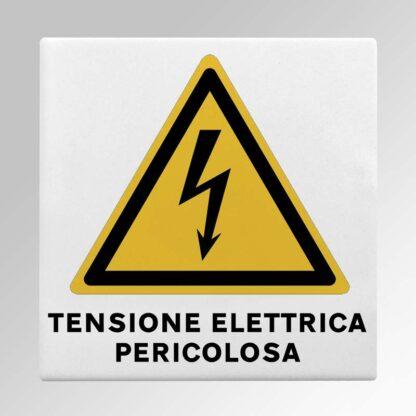 tensione elettrica